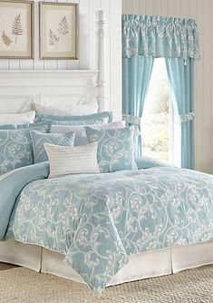 Designer Bedding Sets On Sale Refferal: 4837884731 Luxury Comforter Sets Queen, Bed Comforter Sets, Queen Comforter Sets, Comforters, Beautiful Bedding Sets, Beautiful Bedrooms, Cheap Bedding Sets, Bedding Sets Online, Blue Bedroom