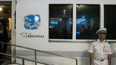 """Ready, captain!"" #sailing #putrajaya #malaysia"