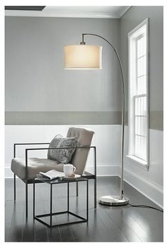 Threshold® ThresholdTM Arc Floor Lamp