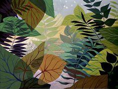 Animation Backgrounds: ALICE IN WONDERLAND