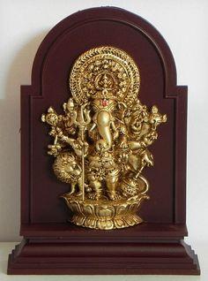 Shri Ganesh Images, Ganesha Pictures, Ganesha Painting, Ganesha Art, Om Gam Ganapataye Namaha, Ganesh Lord, Lord Shiva, Sri Ganesh, Shiva Hindu