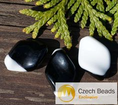 ·٠•●❂♥ Large Opaque White Black Spiral Beads Large Spiral Glass Beads Spiral Czech Glass Beads Czech Beads Curl Bead 18mm x 13mm 4pc https://czechbeadsexclusive.com/product/large-opaque-white-black-spiral-beads-large-spiral-glass-beads-spiral-czech-glass-beads-czech-beads-curl-bead-18mm-x-13mm-4pc/?utm_source=PN&utm_medium=czechbeads&utm_campaign=SNAP #CzechBeadsExclusive #czechbeads #glassbeads #bead #beaded #beading #beadedjewelry #handmade