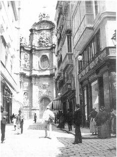 Valencia / calle Zaragoza / cities / vintage / photography