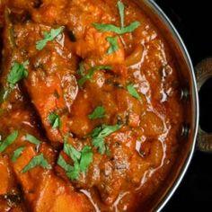 Authentic Indian Chicken Tikka Masala