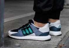 Combining the best of both worlds, adidas Originals has just upgraded some of their best vintage runners with the modern advantage of Boost foam. Introducing the EQT Support 93/16 and Equipment Racing 91/16, each featuring their OG construction up top, … Continue reading →