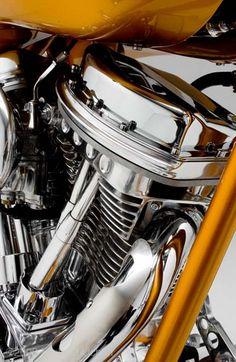 Epic Firetruck's Motor'sicle Motors ~ Michael Lichter Photography ~