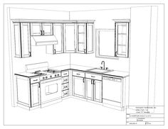 custom arts and crafts kitchen hutch - Google Search