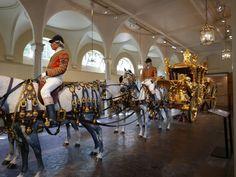The Royal Mews at Buckingham Palace, London #london #travel #traveltips #england
