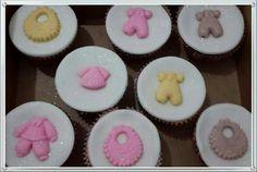 Cupcakes Chá de Bebê