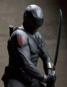 ray park snake eyes gi joe - Bleeding Cool News And Rumors Armadura Ninja, Snake Eyes Gi Joe, Sword Poses, Gi Joe Movie, Storm Shadow, Cyberpunk Character, Gi Joe Cobra, Shadow Warrior, Marvel Comic Universe