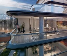 The starchitect has designed the ultimate bachelor pad.