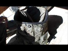 """Trapping Series Part 1: The """"Alice"""" Pack Basket - YouTube"""