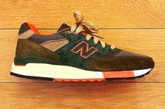 #NewBalance 998 J.Crew Fall 2014 #sneakers