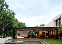 Este hogar en Guadalajara logró un funcionalismo arquitectónico, al aprovechar al máximo su medio ambiente.