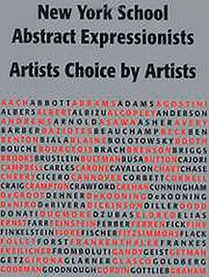 http://www.amazon.com/York-School-Abstract-Expressionists-Documentation/dp/0967799406/ref=sr_1_1?s=books&ie=UTF8&qid=1428114255&sr=1-1&keywords=marika+herskovic pages; 354-357