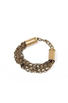 I'm loving this recycled jewelry