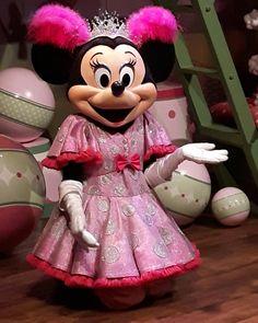 Minnie Mouse Disney World