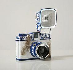 vintage chinese style camera. Cámara de fotos vintage China. Original y preciosa cámara de fotos. Original camera.