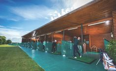 "Glenlo Abbey Golf Club: a nine-hole championship golf course designed by Christy O'Connor Jnr. Golf lessons on a one-to-one basis with golf professional Gary Madden are both fun and informative and are complemented by the superior facilities of the twenty-one-bay driving range. | ""Bliss, Euphoria, Unbridled Joy! - Golfing on the Edge of the World"" 