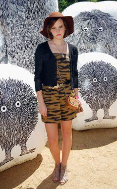 Emma Watson Coachella 2012.