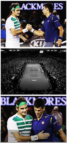 Novak Djokovic vs Roger Federer | Australian Open 2016 Semifinals