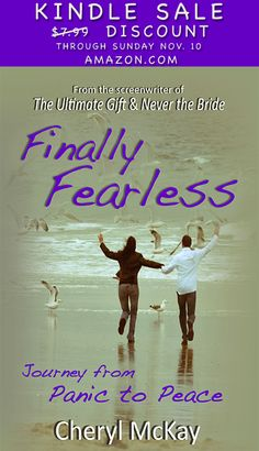 Finally Fearless - Journey from Panic to Peace: How Overcoming Anxiety Helped Me Find True Love Overcoming Anxiety, Anxiety Help, Movie One Day, New Books, Books To Read, Abuse Survivor, Fiction And Nonfiction, Finding True Love, Happy Reading