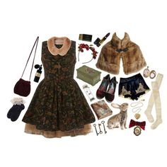 """first snow"" by honeydrip on Polyvore"