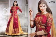 Suit Indian Bollywood Kameez Ethnic New Anarkali Salwar Designer Pakistani Dress #KriyaCreation