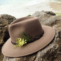 4ebde8215c7e2 The Akubra Traveller looking a bit snazzy from our friends at The Vista