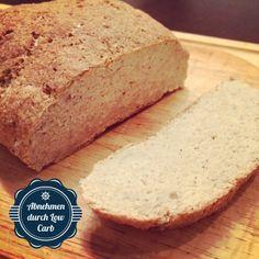 (Weiß-)Brot  #grainfree #lowcarb #lowcarbhighfat #LC #LCHF #Abnehmen #Diät