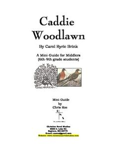 caddie woodlawn chapter 3 english Flashcards and Study ...
