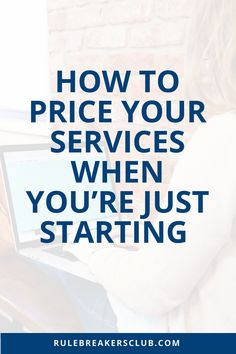 The pricing strategy for new business that will help you get more clients as soon as possible.