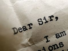 how to write an effective cover letter that will get a job career effective