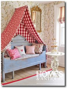 Sasha Waddell Homes & Antiques  September 2010 Keywords:French Kids, Kids Room Decor, Scandinavian Style, Nordic Style, Norwegian, Swedish Kids, Gustavian, Kids Room Decorating Ideas