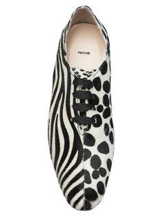 HACHE - Zebra flat 7