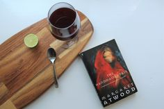 What to drink whilst reading The Handmaid's Tale by Margaret Attwood