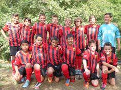 Asier y Pablo, mis equipos de futbol: 160910_11 TORNEO ARENAS DE IGUÑA