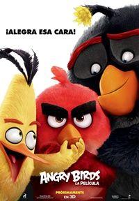 Poster de Angry Birds: La pelicula