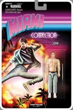 """""""John"""" Action Figure"""
