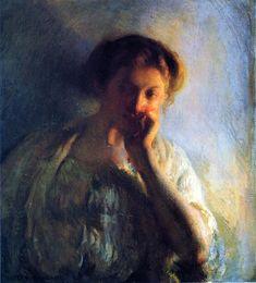 Joseph DeCamp - La Penserosa