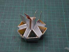 Lampada Origami Di Edward Chew : Najlepších obrázkov z nástenky origami tienidlá na lampy a
