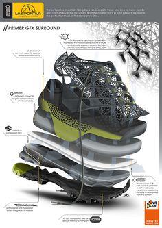SS15: Mountain Hiking on Behance