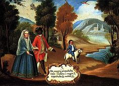 Mulat - Zo werden de kinderen van een zwart en blank echtpaar genoemd.
