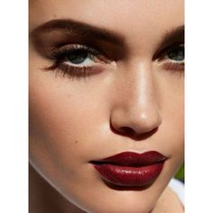 Allure May 2017 Staz Lindes by Camilla Akrans ❤ liked on Polyvore featuring makeup
