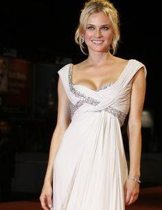 Diane Kruger in Venice Festival