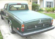 Rolls-Royce Silver Shadow Pick-up