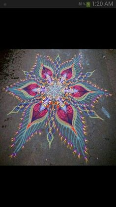 SCAD Sidewalk Chalk Art Festival   Savannah   Pinterest ...