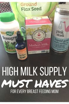587663269 High Milk Supply Must Haves For Every Breast Feeding Mama Breastfeeding  Storage
