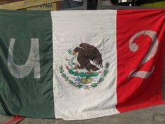 360° TOUR MEXICO.  U2 360° TOUR MEXICO CITY AZTEC STADIUM My Personal Collection, I took this pic outside of the Aztec Stadium, one day before the concert.