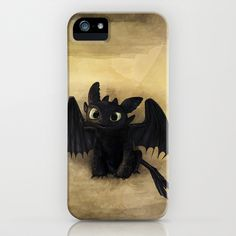 Baby Toothless iPhone & iPod Case